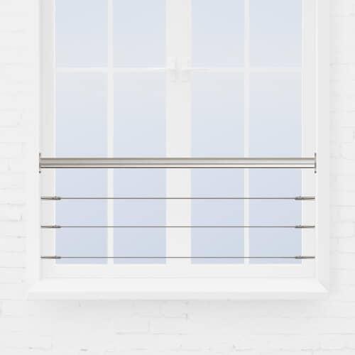 Kit barre appui de fenêtre câbles