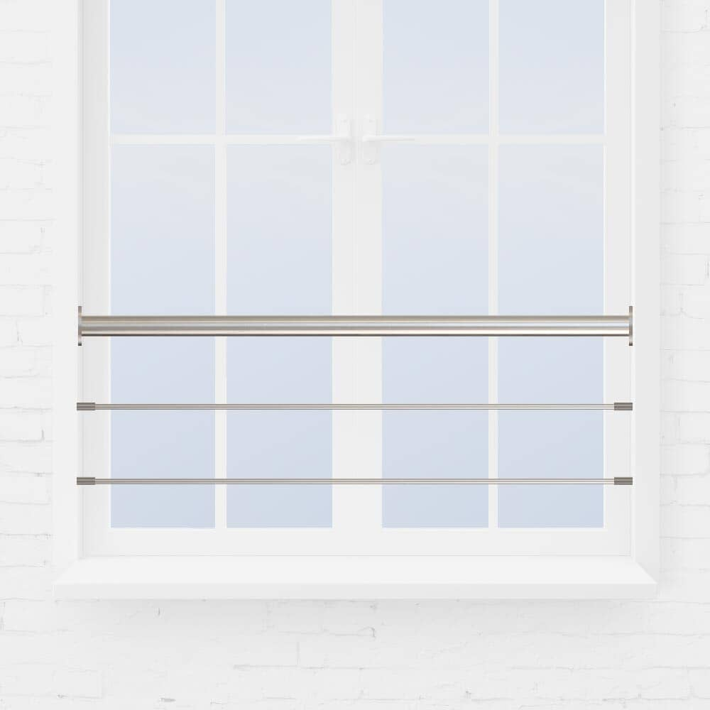 Kit barre appui de fenêtre à tube