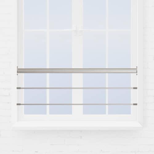 Kit barre appui de fenêtre à barres