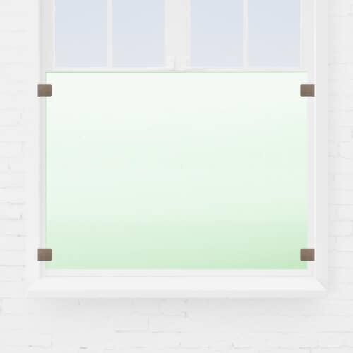 Kit garde-corps fenêtre verre SMC