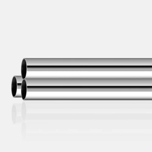 Tube inox 316 poli miroir 42.4 x 2mm
